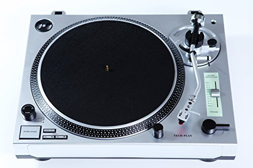 TechPlay Anti Static turntable mat (Full Size)