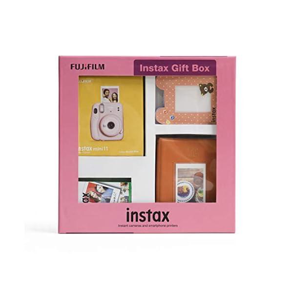 RetinaPix Fujifilm Instax Mini 11 Instant Camera (Blush Pink) Gift Box