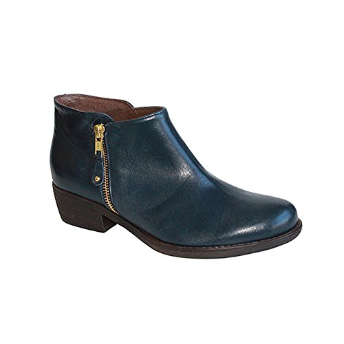 Eric Michael London Womens Boots Navy