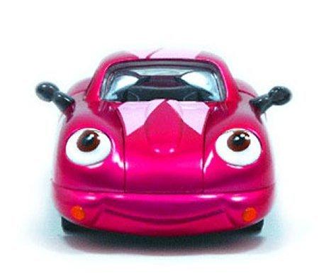Amazon Com The Breast Cancer Awareness Car Chevron Car Collectible