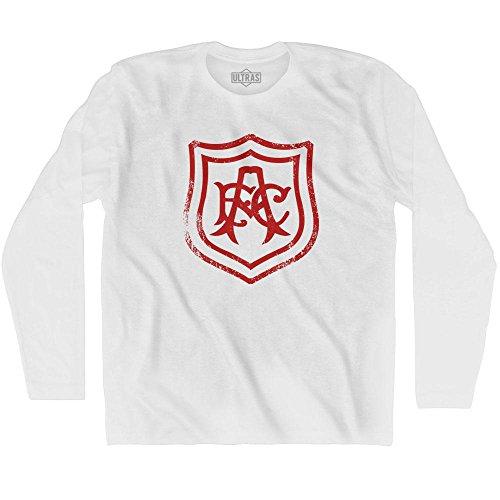 Ultras Arsenal Vintage AFC Crest Soccer Long Sleeve T-shirt