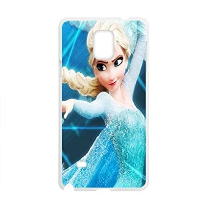 Amazon.com: aqiloe diy Frozen lovely girl Cell Phone Case ...
