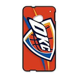 OKC team logo Cell Phone Case for HTC One M7