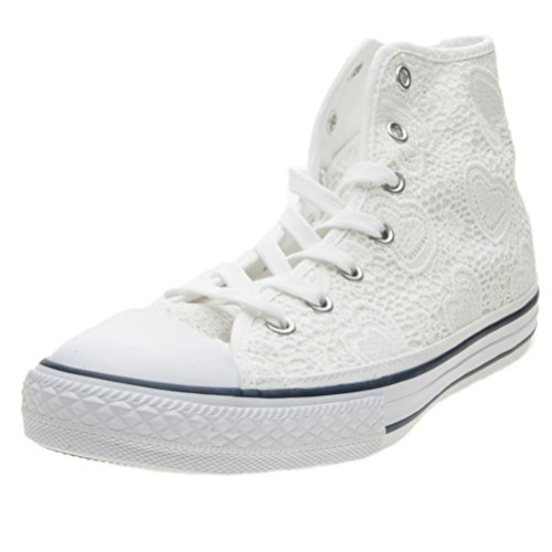 Converse CTAS Hi Sneaker (12 M US Little Kid) by Converse (Image #1)