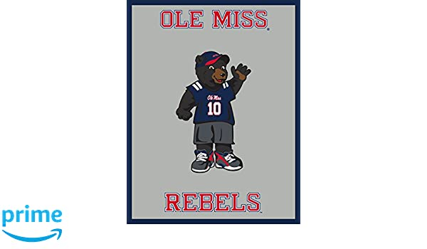 huge discount 63ca7 55f57 Amazon.com : NCAA Mississippi Ole Miss Rebels- Youth ...