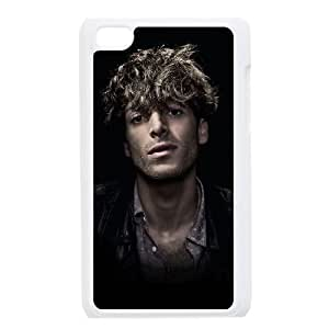 ipod touch 4 phone cases White Paulo Nutini cell phone cases Beautiful gifts YWTS0426069