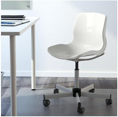 Ikea SNILLE Chaise pivotante, blanc