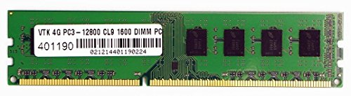 VisionTek Products 4GB DDR3 1600 MHz CL9 DIMM, Desktop Memory - 900383 (Transformers Dark Of The Moon 3d Blu Ray)