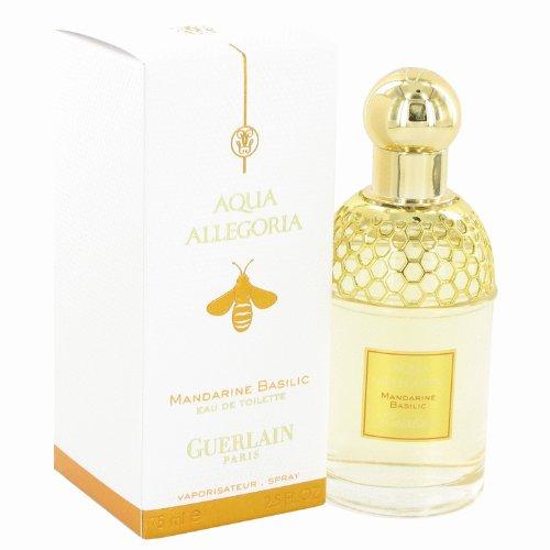 Mandarin Peony Eau De Toilette - Aqua Allegoria Mandarine Basilic Perfume By Guerlain EAU De Toilette 75ml/2.5 Fl.oz Spray
