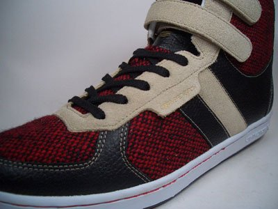 Creative Recreation dicoco MID V cr3949 Negro de color rojo de color beige tamaño 42/Us 9/UK 8/27 cm