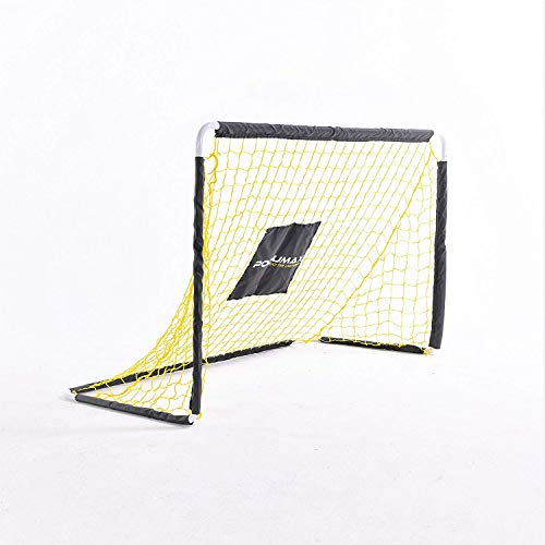 PodiuMax Soccer Goals and Suitable for Hockey and Lacrosse Training, 48 inch x 30 inch x 22 inch