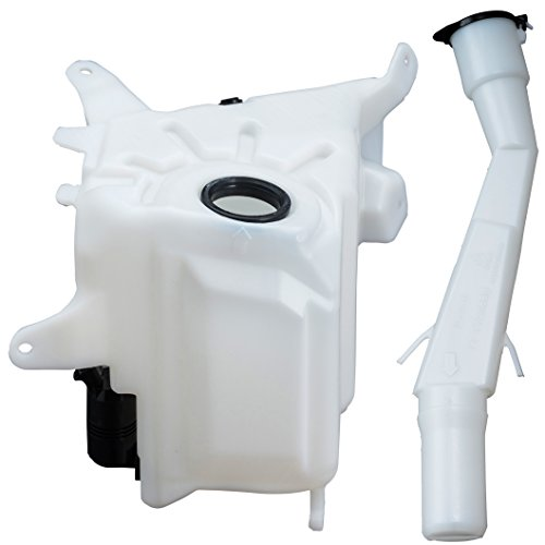 Windshield Washer Reservoir w/ Pump for 1995-2004 Toyota Tacoma fits TO1288182 / 85315-04050 / (2000 Windshield)