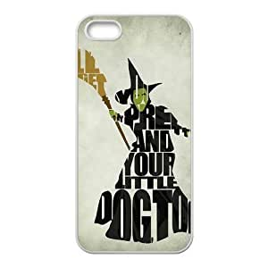 Welcome!Iphone 5/5S Cases-Brand New Design Drama Wicked Printed High Quality TPU For Iphone 5/5S 4 Inch -05