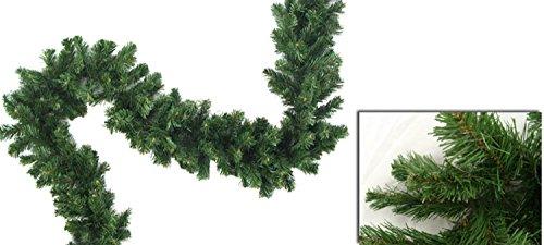 9' x 10' Colorado Pine Artificial Christmas Garland - Unlit