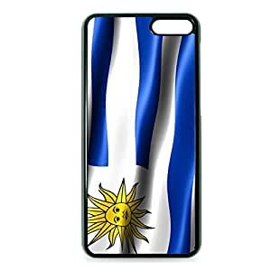 Case Fun Case Fun Flag of Uruguay Snap-on Hard Back Case Cover for Amazon Fire Phone