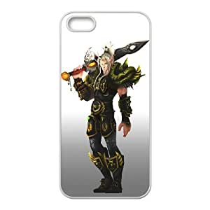 iPhone 5 5s Cell Phone Case White Lor'themar Theron 002 SH3048130
