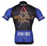 Brainstorm Gear 2015 Mens Star Trek Science Cycling Jersey - STS-M