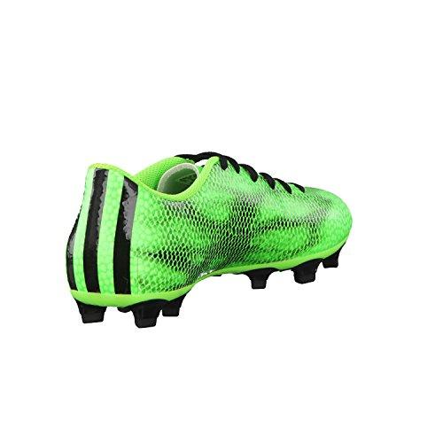 adidas - Chaussures de football - Chaussure F5 FG - Vert - 44