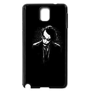 Samsung Galaxy Note 3 Cell Phone Case Black_The Joker Batman Black White Jskag