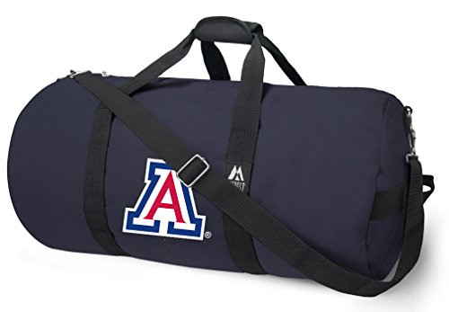 Broad Bay OFFICIAL University of Arizona Duffle Bag or Arizona Wildcats Gym Bags Suitcases by Broad Bay