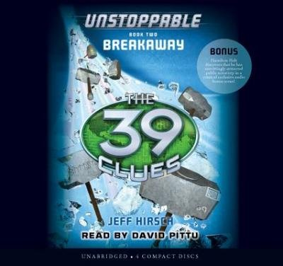 39 clues unstoppable book 2 - 5