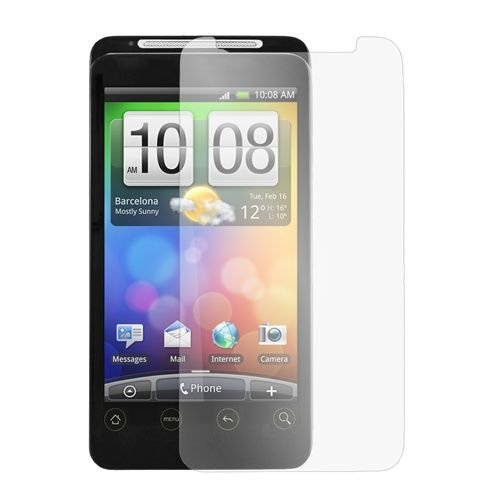 Seidio Ultimate Screen Guard 2 Pack Screen Protection for HTC EVO Shift - Retail Packaging - Crystal Clear