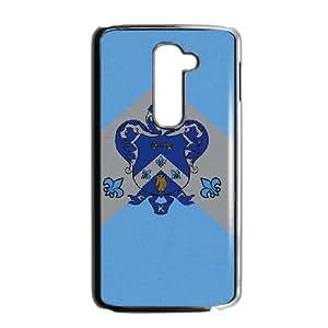Kappa Kappa Gamma LG G2 Cell Phone Case Black DIY gift pp001-6351373
