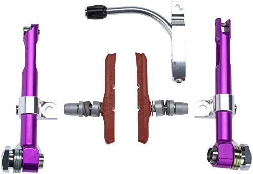 Paul Component Engineering Motolite Linear Pull Brake, Purple