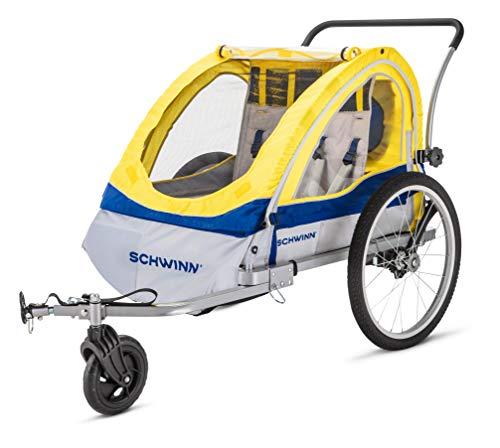 Schwinn Little Bicycle Trailer Stroller product image
