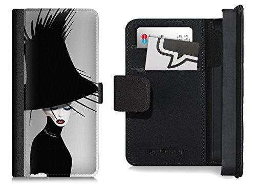Design Flip Case für das iPhone 6 Plus - ''Black Hat'' von Mark Ashkenazi