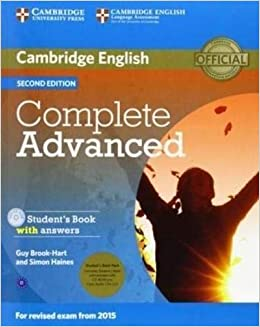 Complete Advanced Students Book Pack (Students Book with ...