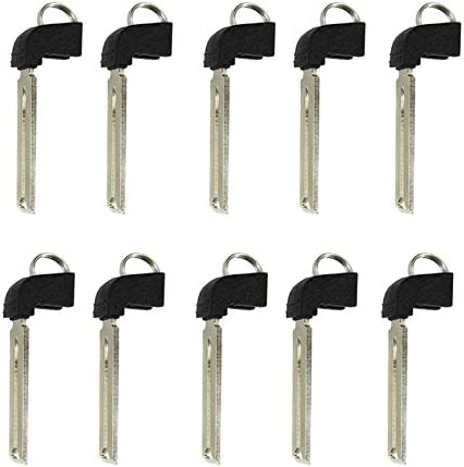 1 New Replacement Smart Insert Remote Emergency Key Blade Uncut For Lexus HYQ14FBA