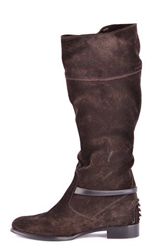 Car Shoe Women's MCBI063038O Brown Suede Ankle Boots 3lC8Oo
