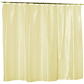 Curtains Ideas 84 inch shower curtain liner : Amazon.com: Nylon Waterproof - Soft as Silk - Mildew Resistant ...
