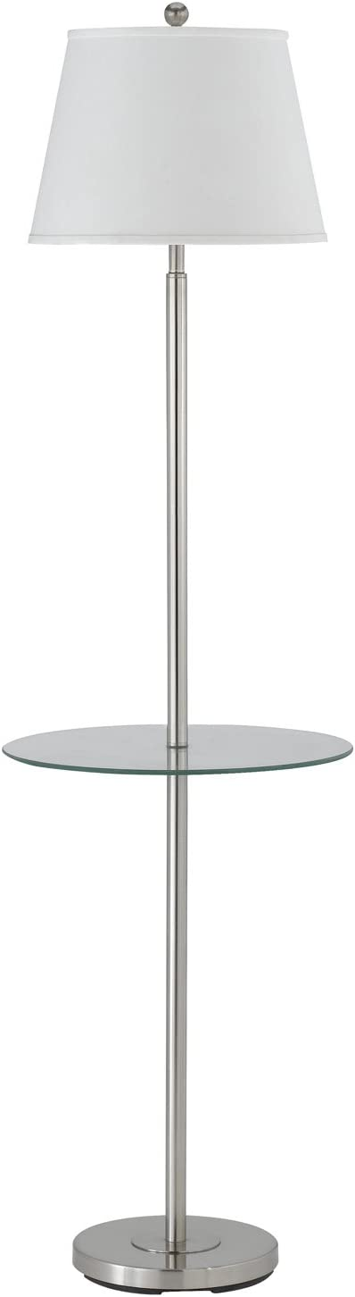 Cal Lighting BO-2077GT-BS Traditional Ac Floor One Lamp Seattle Mall Super intense SALE