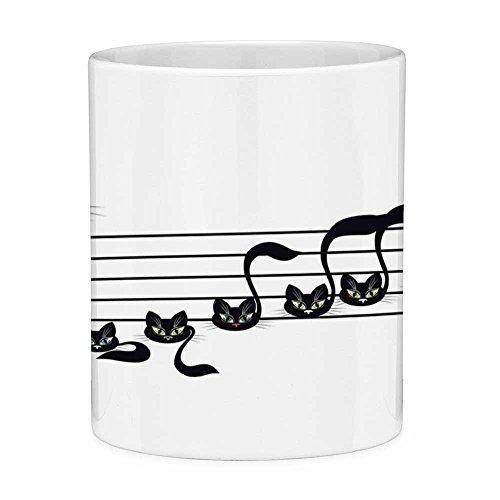 Lead Free Ceramic Coffee Mug Tea Cup White