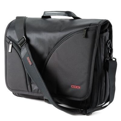 Codi Courier Messenger Bag - 1