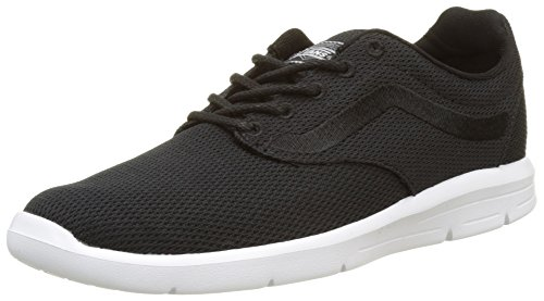 Black Noir mesh Iso Ua Basses Baskets Mixte 5 Vans 1 Adulte v8ZqR