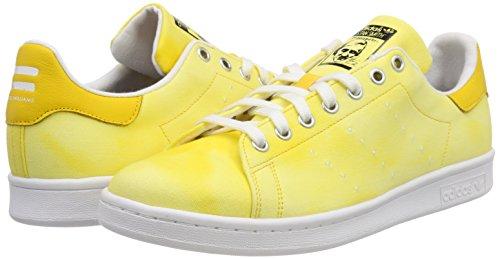 Blanches Amaril Pw Chaussures ftwbla Stan Hommes Adidas Hu Gymnastique Smith De Ftwbla Holi Pour 000 8qqHO