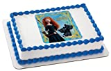 Brave Merida Edible Cake Topper Decoration