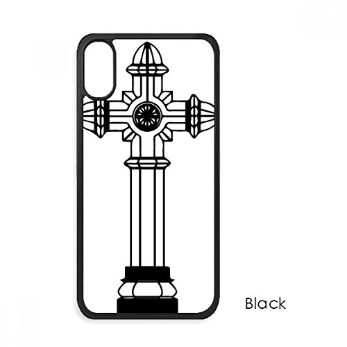 (Religion Christianity Church Cross Pillar iPhone X Cases iPhonecase iPhone Cover Phone Case Gift)