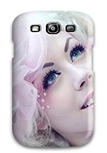 Awesome Model Flip Case With Fashion Design For Galaxy S3