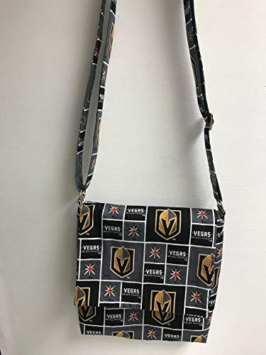 The Champion: Vegas Golden Knights Purse/Messenger ()