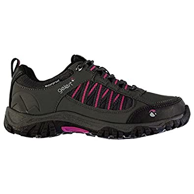 Gelert Womens Horizon Low Waterproof Walking Shoes Outdoor