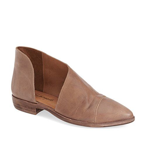 Shoe Royale Brown Size Free People 38 Flat Zq0ft8