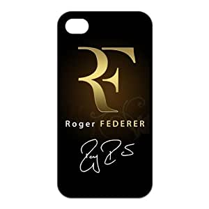 Roger Federer IPhone 4 4S Case ATP No.1 Tennis Roger Federer Case Cover More Choice at NewOne