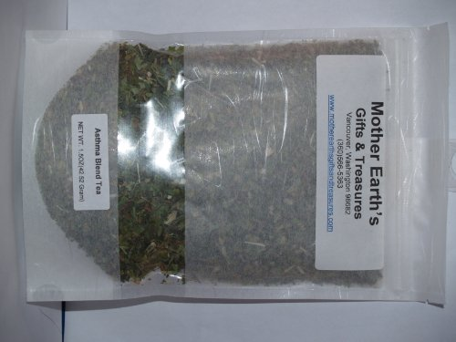 Herbal Medicinal Loose Leaf Tea - Asthma Blend Tea