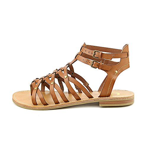 G by GUESS - Sandalias de vestir para mujer, color marrón, talla 36.5