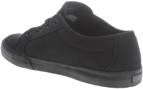 OSIRIS MITH Black Black, color gris oscuro Negro - negro