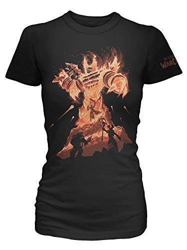 JINX World of Warcraft Classic (Expansion Series) Women's Gamer Graphic T-Shirt
